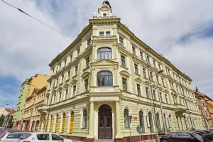 Střešní izolace Fatrafol. ul. Světová, Praha