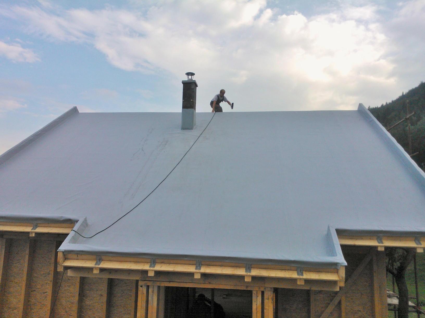 Mechanikusan rögzített tetők